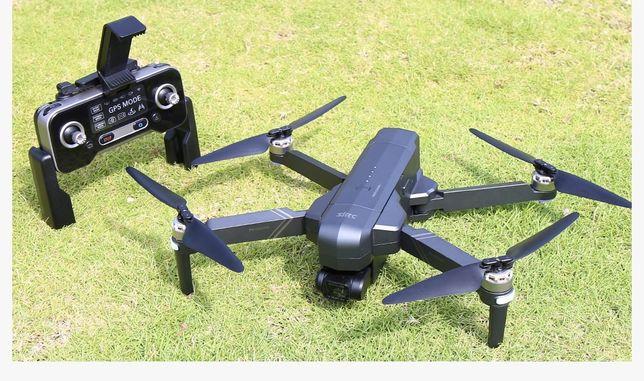 Дрон F11 4K Pro GPS с 2х осевым стаб видео 5G Wifi RC, 1,5км, 30мин