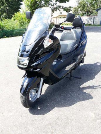 Мотоцикл (типа мотороллер) Geely JL150T