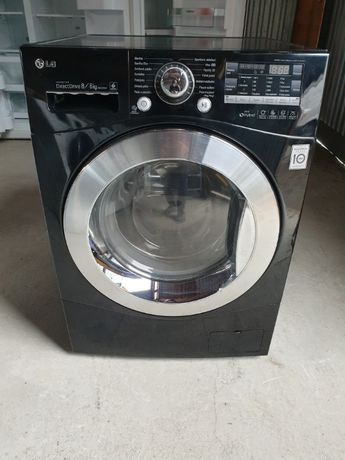 Пральна/стиральная/ машина LG Inverter Direct Drive 8/6 KG з Сушкою