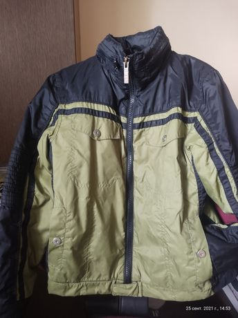 Куртка next демисезонная р.116