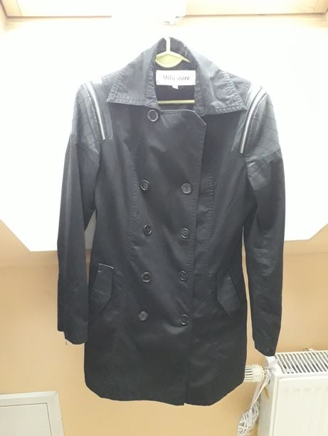 Płaszcz r.L czarny