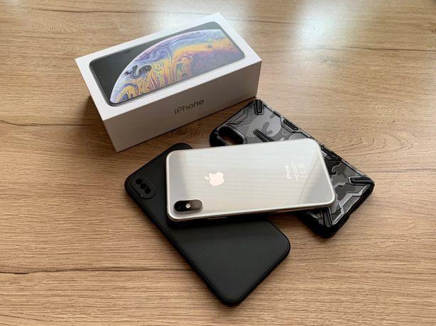 iPhone Xs 64 GB komplet.