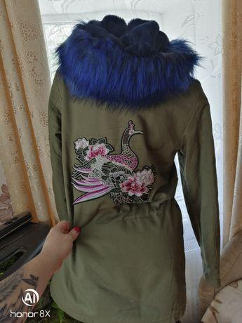 Куртка парка, куртка