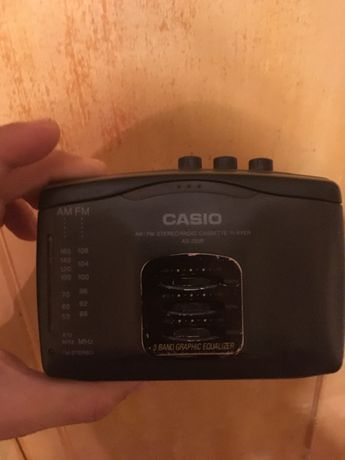 продам обміняю касетний плеєр casio