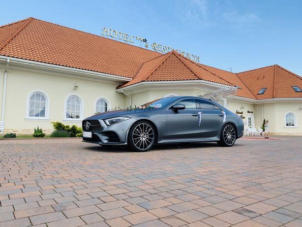 Mercedes CLS 2020 do Ślubu AMG / Limuzyna S-Klasa / Ślub / Panieński