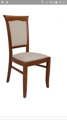 Nowe krzesła Kent EKRS kolor kasztan