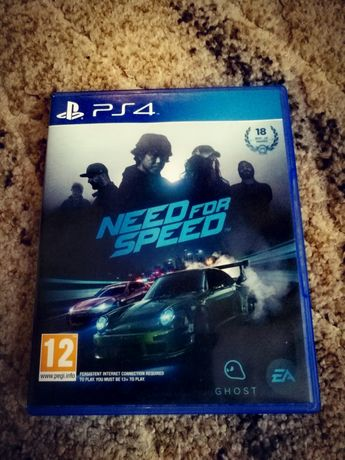 Need For Speed Ps4 *stan bd*