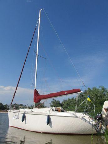 Яхта парусно-моторная Mariner 830