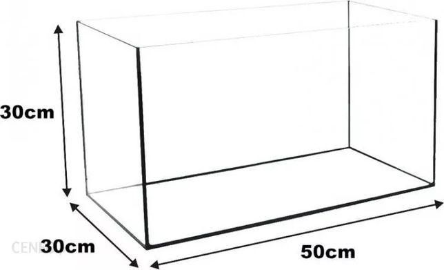 Akwarium 50x30x30 45l
