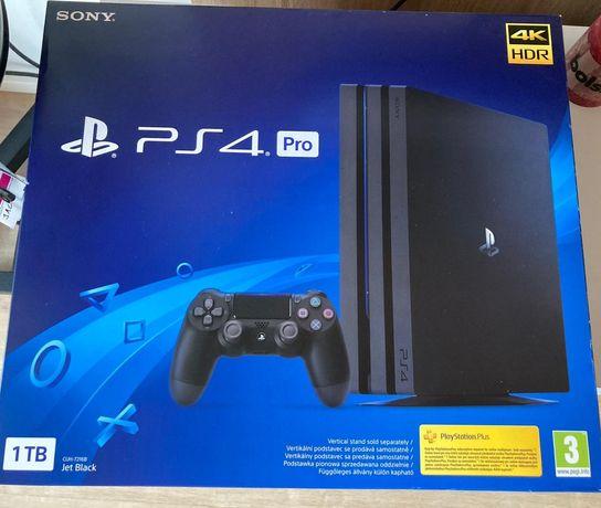 PlayStation 4 pro z gwarancją nowy