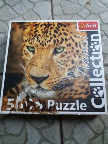 Puzzle 500 elementów kompletne