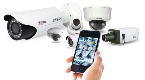 Видеонаблюдение для вашего дома и бизнеса (продажа и монтаж)