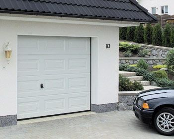 Brama segmentowa Hormann 2420 x 2080