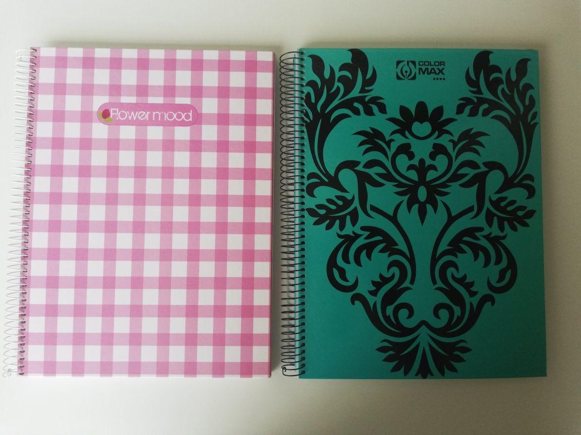Cadernos argolas A4 - NOVOS