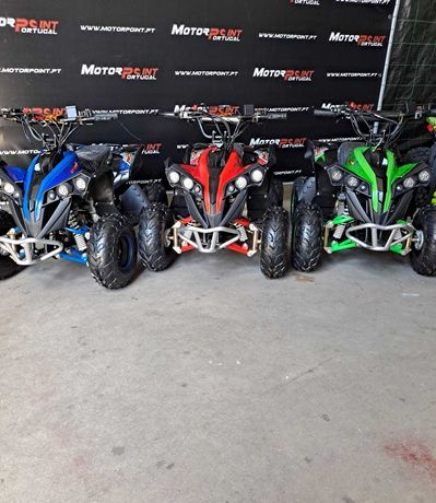 Mini Moto 4 Predator 125cc-4T