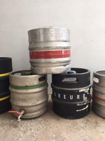 Barril inox / cerveja