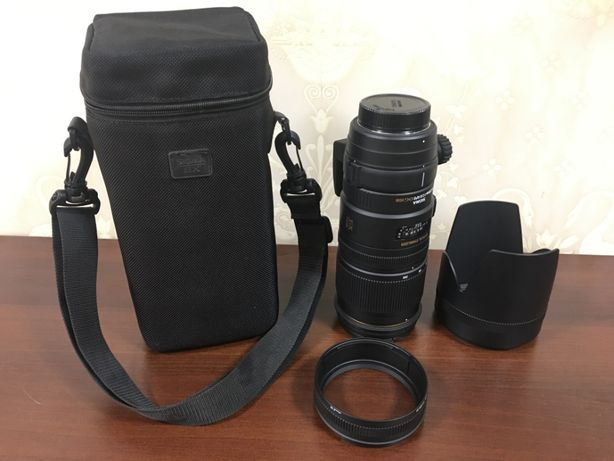 Sigma 70-200mm 1:2,8 APO DG HSM OS (для Nikon)