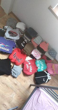 45 sztuk ubrań /WIELKA PAKA