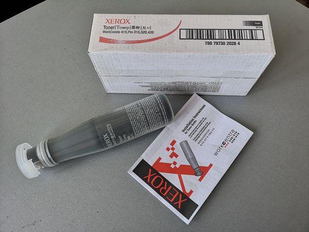 Тонер Xerox WC Pro 315/320/415/420