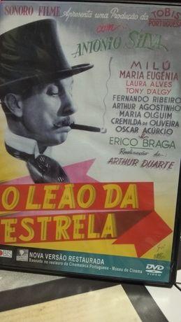 DVD• O Leão da Estrela •1947• HD