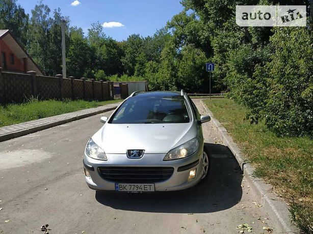 Продам Peugeot 407 sw panorama