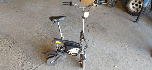 Motorek motorynka elektryczna hulajnoga