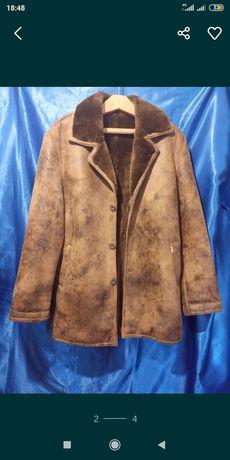 Новая куртка дублёнка 50 размер