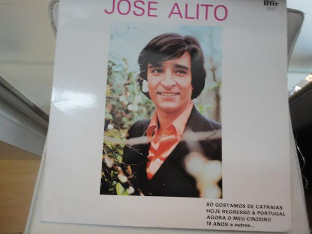 LP Vinil de José Allito