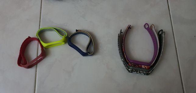 Pulseiras/Braceletes Mi Band 5 6 xiaomi.