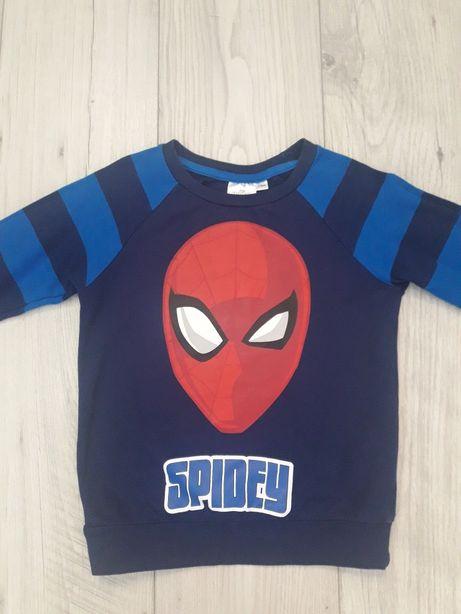 SMYK bluza rozm. 116 Spiderman bluzka