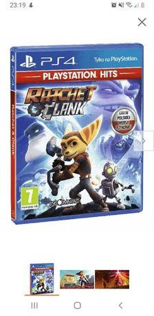 Ratchet & Clank gra ps4
