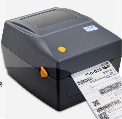 Термопринтер этикеток Xprinter XP-460B 112 мм Для новой почты ! Харьков - изображение 1
