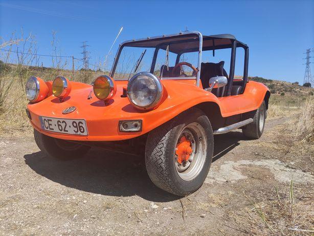 Vw Buggy raro 1961 restaurado (Atualizado)