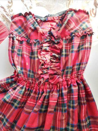Корсетное платье Dolce & Gabbana