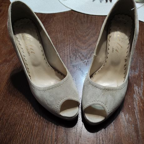 Buty na szpilce Rita