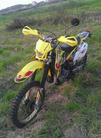 Suzuki DRZ 400 db stan zarejestrowana