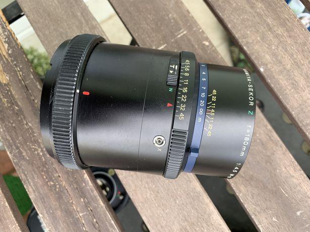 Lente Mamiya RZ 180mm 4.5