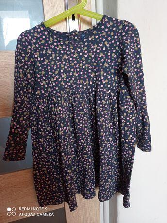 Sukienka łączka firmy Atut rozmiar 116
