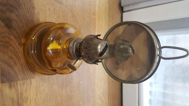 Lampa naftowa kolekcjonerska
