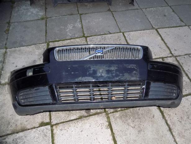 Zderzak przód Volvo S40 II V50 przed liftem czarny