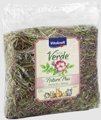 Siano Vitakraft Vita Verde 500g z dziką różą