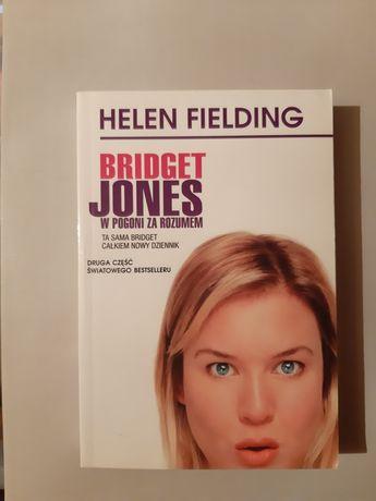Książka Bridget Jones w pogoni za rozumem H. Fielding
