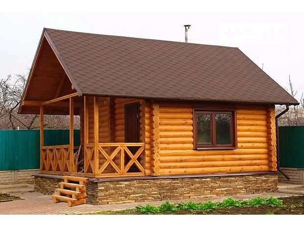 Деревянные дома,бани,беседки от Производителя!
