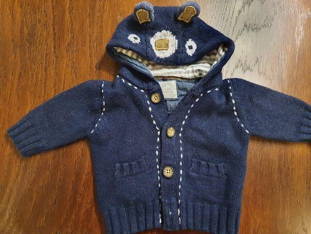 Sweter, bluza w rozmiarze 68
