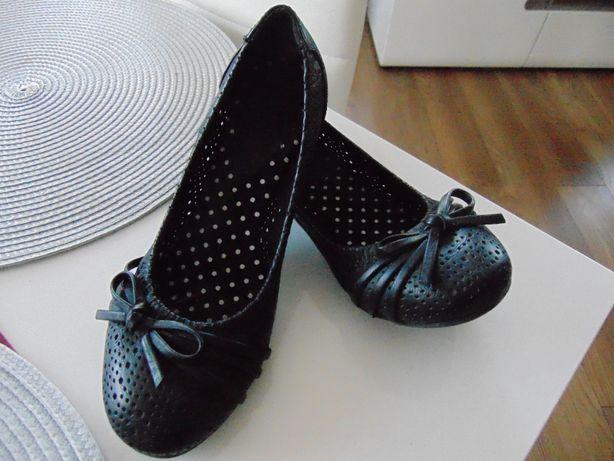 Sprzedam czarne balerinki firmy Graceland rozmiar 36