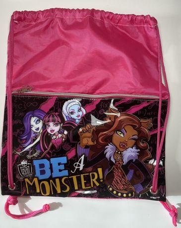 Saco Monster High