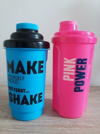 Shaker bidon na siłownie fitness