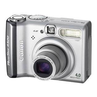 Aparat cyfrowy Canon Powershot 520