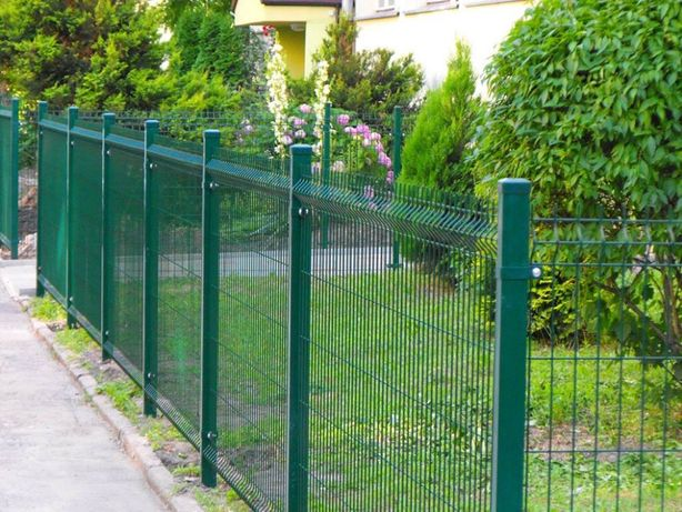Trwały panel ogrodzeniowy ocynk + lakier