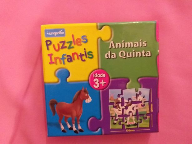 2 puzzles Europrice (+3A)